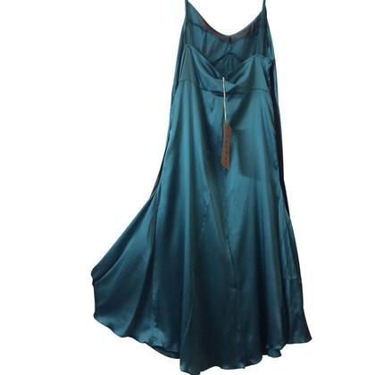 Richmond Robe de soirée en satin de soie