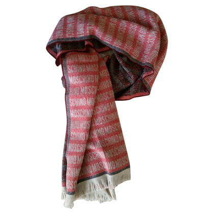 Moschino Écharpe en laine