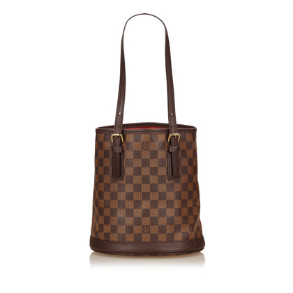 "Louis Vuitton ""Marais Damier Ebene Canvas"""