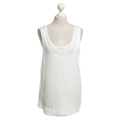 Allude Tank top in layered look
