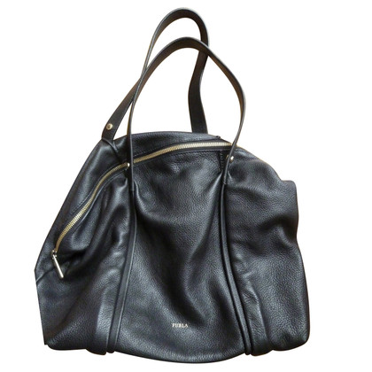 Furla Schwarze Tasche