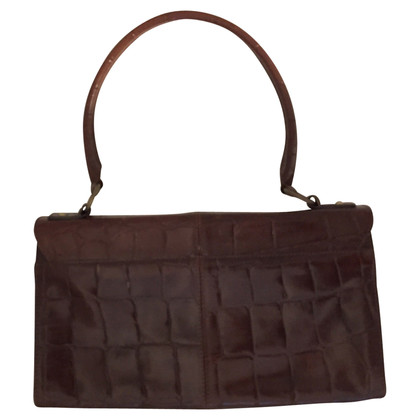 Mulberry Brown leather handbag