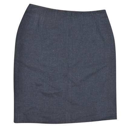Fendi skirt wool / linen