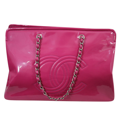Chanel Pink cabas