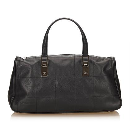 Chanel Handbag made of caviar leather