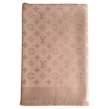 Louis Vuitton Scialle Monogram Capucine