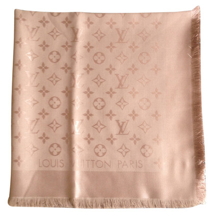 Louis Vuitton Monogram Capucine shawl