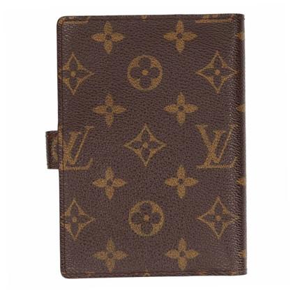 """Louis Vuitton """"Agenda Fonctionnel PM Monogram Canvas"""""""