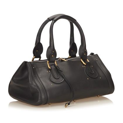 Chloé Leather Paddington