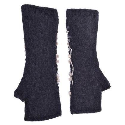 Dolce & Gabbana Cashmere Handschoenen