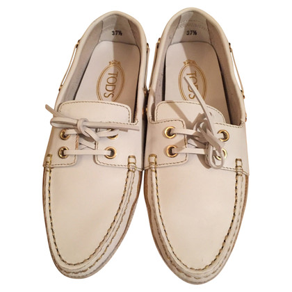 Tod's Leather moccasins
