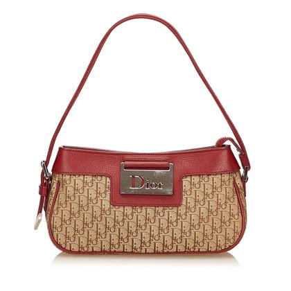 Christian Dior Oblique Jacquard Handbag