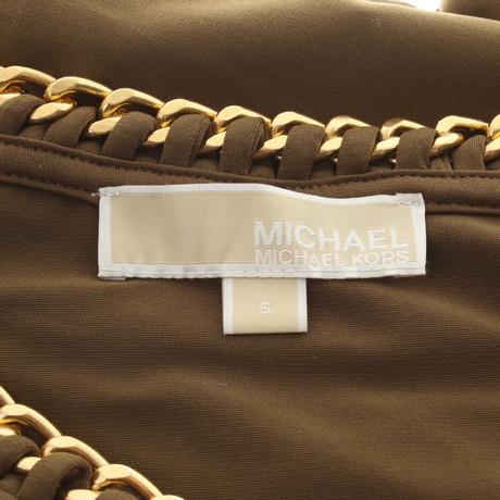 Michael Kors Kors Michael Khaki Khaki Khaki in Khaki Michael Top in Top rrTwdxq