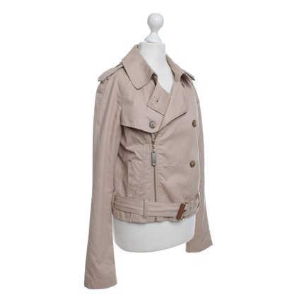 Armani Jacket in beige color