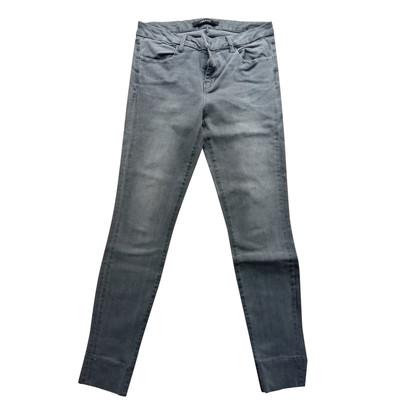 J Brand Skinny jeans in grigio