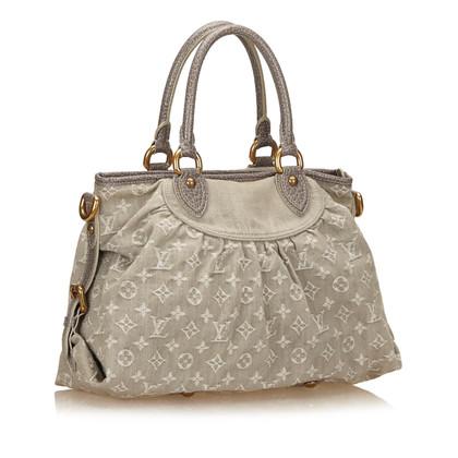 "Louis Vuitton ""Neo Cabby MM Monogram Denim"""