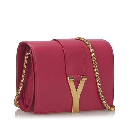 """Yves Saint Laurent """"Cabas Chyc Flap Bag"""""""