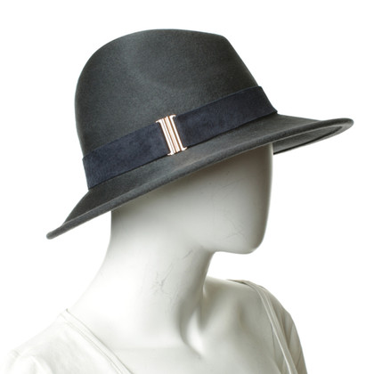 Eugenia Kim Hat in grey