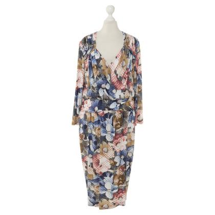 Rena Lange Kleid  mit Muster