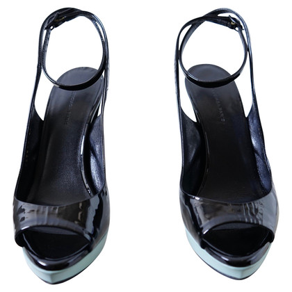 Balenciaga Patent leather high heels