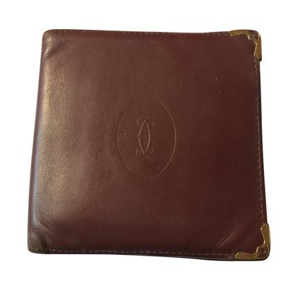 Cartier portemonnee