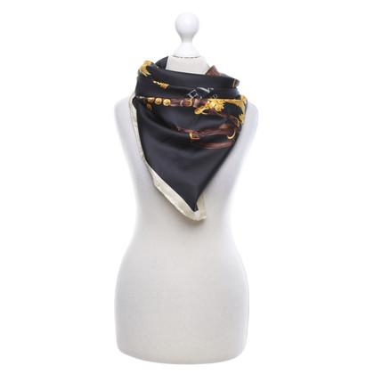 Loewe sciarpe di seta