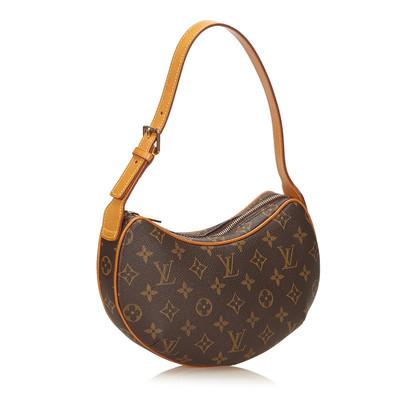 """Louis Vuitton """"MM Monogram Canvas Croissant"""""""