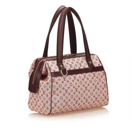"Louis Vuitton ""Josephine PM Monogram Mini Lin"""