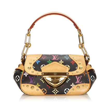 "Louis Vuitton ""Marilyn Monogram Multicolore Canvas Noir"""