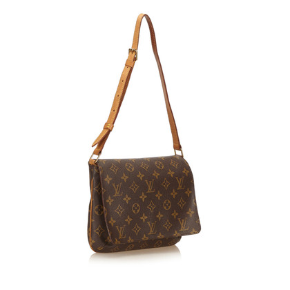 "Louis Vuitton ""Musette Tango Monogram Canvas"""
