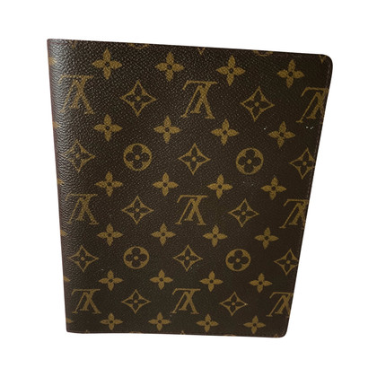 Louis Vuitton Agenda cover from Monogram Canvas