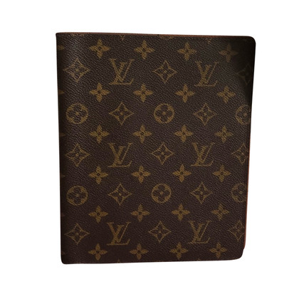 Louis Vuitton Agenda caso copre Monogram Canvas