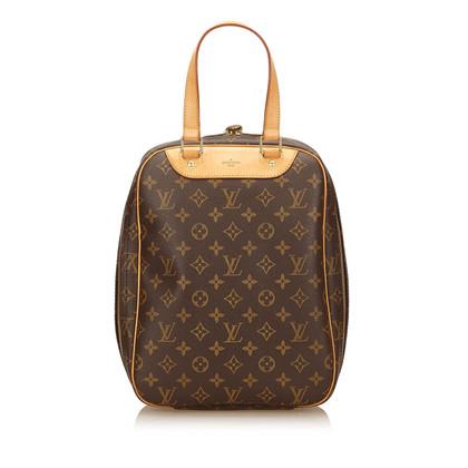 """Louis Vuitton """"Excursion Shoe Bag Monogram Canvas"""""""