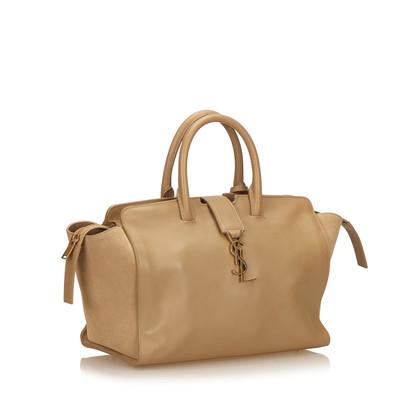 """Yves Saint Laurent """"Downtown Cabas Bag"""""""