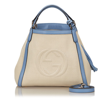 "Gucci ""Soho Shopper"" made of canvas"
