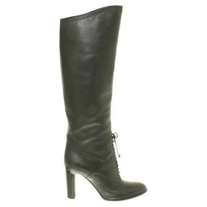 Tom Ford Black leather boot