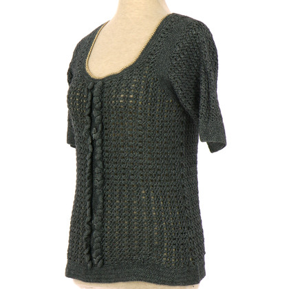 Sandro Knit Top