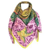 Hermès Cloth in cashmere / silk