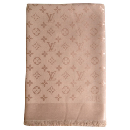 Louis Vuitton Monogram cloth in Capucine