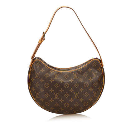 "Louis Vuitton ""Croissant MM Monogram Canvas"""