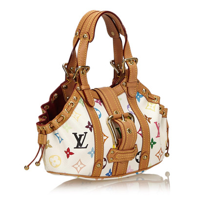 "Louis Vuitton ""Theda PM Monogram Multicolore Canvas"""