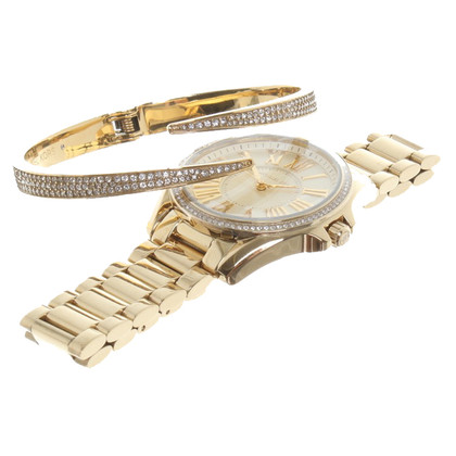 "Michael Kors ""Ladies gift set in gold tone"""
