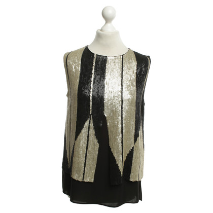 Maliparmi Top with sequins