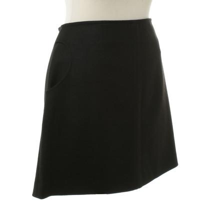 Diane von Furstenberg skirt in black