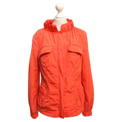 Laurèl Lightweight jacket in red