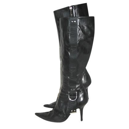 Christian Dior Knie laarzen
