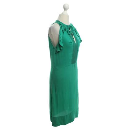 Diane von Furstenberg Kleid in Grün