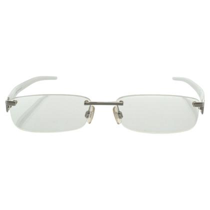 Dolce & Gabbana Lunettes en blanc