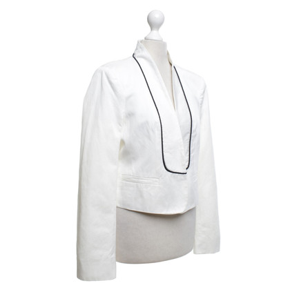 French Connection Blazer in white