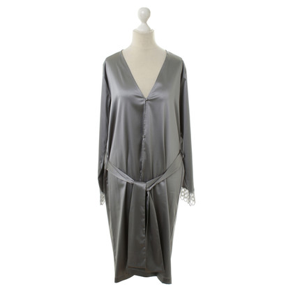 La Perla Dressing gown in grey